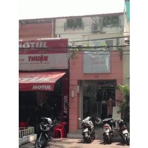 Bán nhà 42 Trần Quốc Thảo - Quận 3