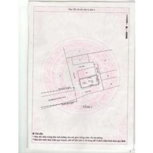 Bán Nhà đất 2 MT 4/1/9 An Dương Vương Phường 16 Quận 8.