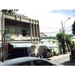 Bán nhà góc 2 mặt tiền29 Vĩnh Nam, P.11, Q.8