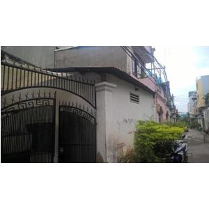 Bán nhà hẻm 502 Huỳnh Tấn Phát , Q7.