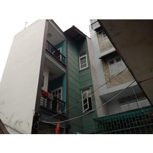 Bán nhà hẻm đường Trần Quốc Toản, phường 7, quận 3
