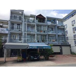 Bán nhà ( KDC Nam Long ) đường Phú Thuận, quận 7
