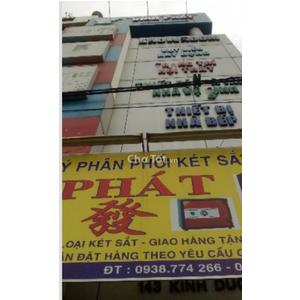 Bán nhà ( Kinh Doanh ) 143 Kinh Dương Vương, P.12, Quận 6