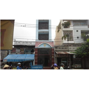 Bán nhà kinh doanh mặt tiền số 64A Bình Tiên ,P 4, Quận 6 .