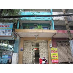 Bán nhà mặt tiền 252 Hồng Bàng, P15, Q5, TP.HCM.