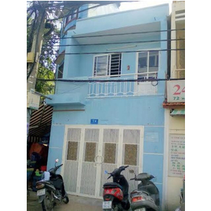 Bán nhà mặt tiền 74 Huỳnh Mẫn Đạt, P. 2, Q. 5
