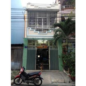 Bán nhà số 38 Đường số 16 Binh Phú P. 11, Q. 6