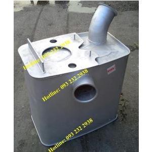 Bán ống bô giảm thanh xe Howo Faw Jac Camc Dongfeng Chenglong C&C Thaco Foton Auman UD Shecman Hohan