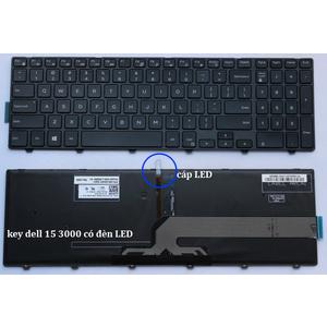bàn phím dell inspiron 5543 có đèn LED bàn phím