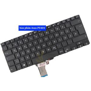 bàn phím laptop asus PU401 PU401L