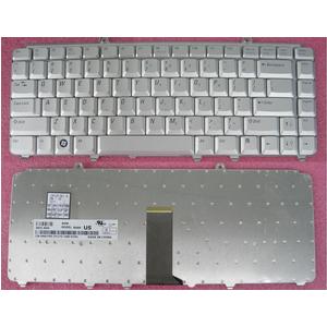 bàn phím laptop dell 1425 mầu bạc