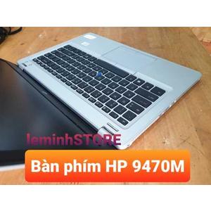 Bàn phím laptop HP Elitebook Folio 9470M giá rẻ tại Đà Nẵng