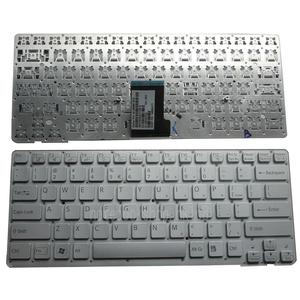 bàn phím laptop sony ca trắng
