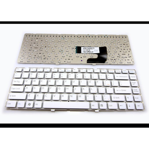 bàn phím laptop sony nw trắng