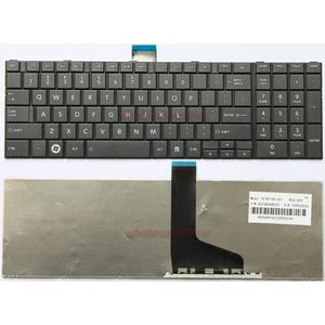 bàn phím laptop toshiba C850 (đen)