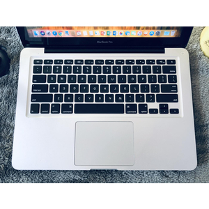 Macbook Pro MC374 13 Core 2 Duo P8600 || RAM 4G/SSD 120G MID 2010