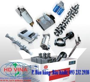 bán phụ tùng động cơ WEICHAI WD615, WD618, WD12 WP6, WP7, WP10, WP12, CW200...
