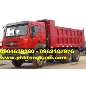 bán phụ tùng xe ben chenglong hải âu công xuất 340 ps