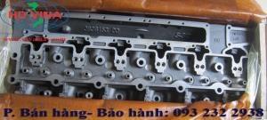 Bán phụ tùng xe Dongfeng cumins C 230 260: Nắp máy- Trục cơ, cam- Bộ hơi- Đũa đẩy- Cò mổ- Xu phap...