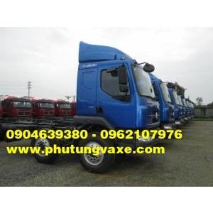 bán phụ tùng xe tải thùng 6x2 chenglong hải âu công xuất 220 ps