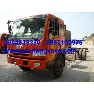 bán phụ tùng xe tải thùng faw 8 tấn CA1176 công xuất 180 ps