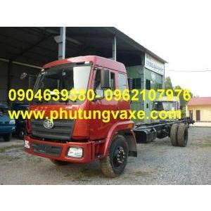 bán phụ tùng xe tải thùng faw 8 tấn CA5160 công xuất 180 ps