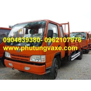 bán phụ tùng xe tải thùng faw CA1121