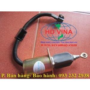 Bán rơ le tắt máy, khởi động xe Faw Howo Hoka Jac Camc Dongfeng Chenglong Haiau Thaco Foton Auman...