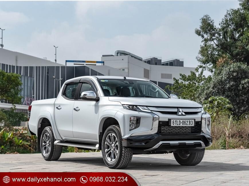 Xe bán tải Mitsubishi Triton nằm top 3 doanh số trong phân khúc tháng 5/2021