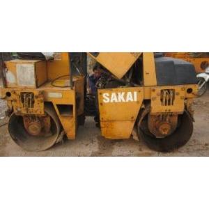 Bán thanh lý lu rung 2 cầu SAKAI 3,5 tấn cũ đã qua sử dụng