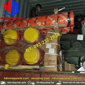 Bán tháp ben FEA157-4-05100 giá tốt. Thay cho xe ben Hyundai, Howo, Thaco Foton Auman, Kamaz...