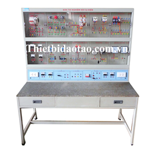 Bàn thí nghiệm khí cụ điện