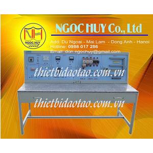 Bàn thực hành điện công nghiệp
