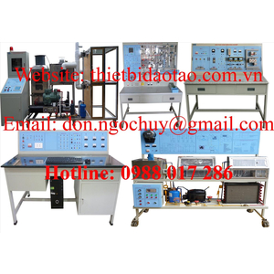 Bàn thực hành điện công nghiệp của giáo viên