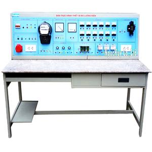 Bàn thực hành đo lường điện
