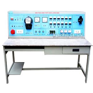 Bàn thực hành thiết bị đo lường nhiệt