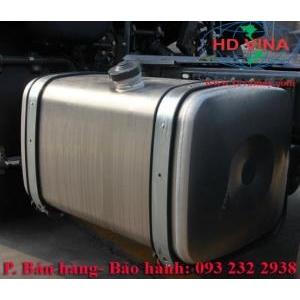 Bán thùng dầu nhiên liệu xe Howo 375 371 336 380 420 H7 A7 các loại chữ D và các model khác