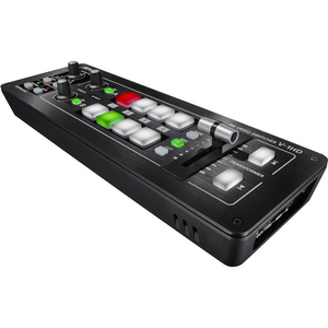 Bàn trộn hình ảnh và âm thanh Roland V-1HD Portable 4 x HDMI Input Switcher
