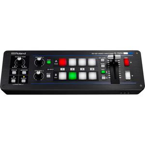 Bàn trộn hình ảnh và âm thanh Roland V-1SDI 4-Channel HD Video Switcher