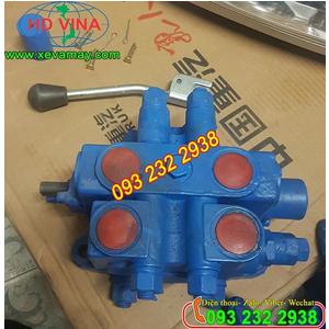Bán van chia dầu điều khiển chiều quay xe bồn trộn bê tông 5 khối ( 5 m3)