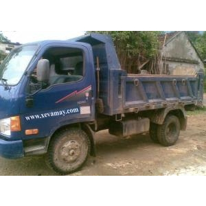 Bán xe ben 2,5 tấn HYUNDAI HD 65 cũ đã qua sử dụng