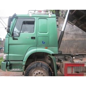 Bán xe ben 3 chân HOWO ĐK 2012 và 2013 cũ đã qua sử dụng