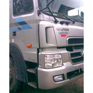 Bán xe ben 4 chân HYUNDAI GOLD ĐK 2010 sx 2005 cũ đã qua sử dụng