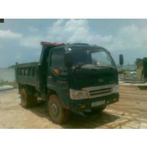 Bán xe ben tự đổ 2,35 tấn 2,5 tấn CUULONG TMT Trung Quốc cũ đã qua sử dụng