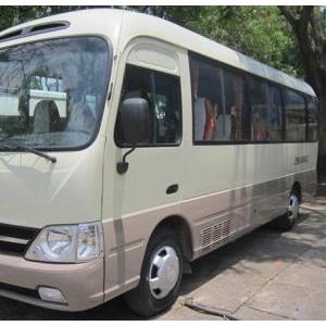 Bán xe khách 29 chỗ HYUNDAI Đồng Vàng 2009 cũ đã qua sử dụng