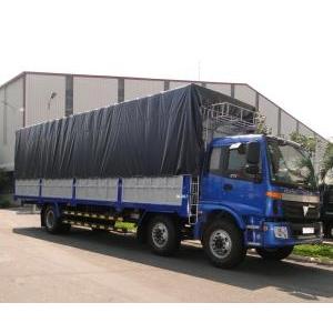 Bán xe thùng 2 dí 1 cầu THACO FOTON AUMAN 2009 cũ đã qua sử dụng