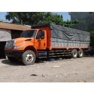 Bán xe thùng 3 chân 330 Mỹ International 4400 CŨ đã qua sử dụng giá tốt
