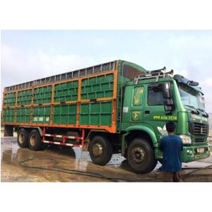 Bán xe thùng 4 chân Howo 371 Ps 2011 cũ đã qua sử dụng