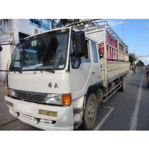 Bán xe thùng 8 tấn Faw Trung Quốc 2009 cũ đã qua sử dụng