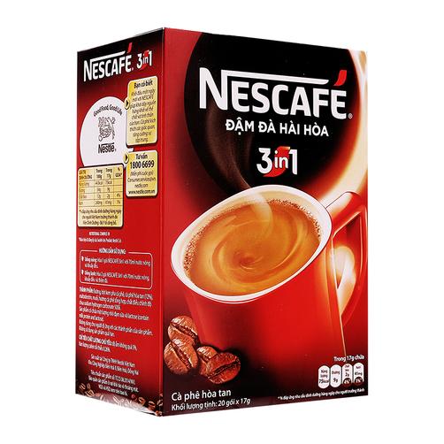 Cà phê hòa tan Nescafe